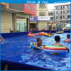 2017 New Metal Frame Swimming Pool for Water Park