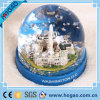 Customied Resin Squirrel Snow Globe for Decoration
