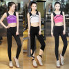 High Quality Quick-Drying Women Fitness Clothes Nylon Sport Suits