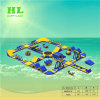 Air Tight Giant Commerical Inflatable Floating Park for Sale
