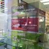 Windows Glasses Transparent Advertising Banner