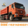 for Africa Low Price Used Sinotruk HOWO Trucks 10 Tires New Bucket Dump Truck 6X4 with Best Condition