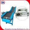 Food Grade SUS304 Wire Mesh Belt Conveyor for Shrip&Seafood Transmission