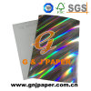 For Decorative Metallized Holomgram Paper Board