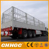 3 Axles 40t Payload Stake Truck Semi Trailer for Transportation