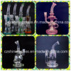 Mothership Faberge Egg Tyre Percolator Glass Water Pipe