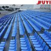 China Supplier Wholesale Steel Grandstand Sports Bleacher Plastic Seat