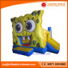 Inflatable Sponge Jumping Moonwalk Bouncer (T1-652)
