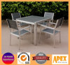 Outdoor Furniture Aluminum Pation Dining Set