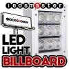 IP68 Outdoor Use 120watt LED Billboard Light for Big Banner