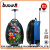 Kid Printed Luggage Egg Shape Trolley Case