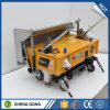 Aluminum Automatic Gypsum Mortar Cement Plaster Machine for Wall Plastering and Rendering