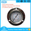 Dial Size 63mm Ss Case Panel Mount Freon Pressure Gauge