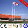 Stainess Steel Flag Mast Pole with Lifting System