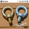 C15e DIN 580 Galvanized Drop Forged Lifting Eye Bolt