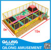 Small Size with Trampoline for Playground Sets (QL-1202B)