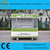 Customized Stationery Food Van with Ce Certificates