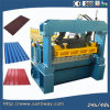 Corrugated Color Steel Roof Panel Cold Roll Forming Machine