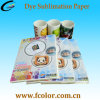 A4 Inkjet Sublimation Paper for Ceramics / Mugs / T-Shirts Heat Transfer