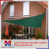 Green Shade Sails for Swimming Pool, Garden, External and Playground