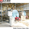 Oil steam industrial boiler application for oil countries