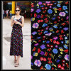 Polyester Print Chiffon Fabric with Soft Touch for Dress