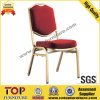 Hotel Classy Painting Stacking Steel Banquet Chair