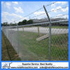 Barbed Wire on Top Chainwire Security Fencing