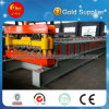 Color Steel Corrugated Roofing Sheet Roll Forming Machine and Iron Sheet Making Machine