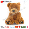 SA8000 Certified Safe Material Cuddle Teddy Brown Bear Toy Soft Doll