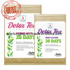 100% Organic Herbal Wellness Detox Tea Skinny Tea Weight Loss Tea (28 day program)