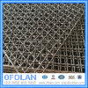 Flue Gas Desulfurization S32750 Duplex Stainless Steel Woven Cloth /Woven Fabric