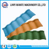 Colorful Watercraft House Materials Stone Coated Metal Roman Roof Tile