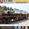 Three Pass Horizontal Oil Gas Fired Hot Water Boiler