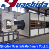 Vacuum Calibrating Method Pre-Insulated Pipe Outside Casing Extrusion Line