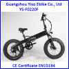 Electric Snow Ebike with 4.0 Wheel Suspention Front Fork