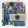 Onboard Atom D525 45nm CPU Mini Itx Motherboard with 6*COM for Nc Terminal