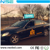 Outdoor HD P2.5 P3 P5 Digital Taxi Top Advertising LED Display Panel