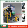 Dgf LDPE LLDPE Film Hped Bottle Plastic Recycling Granulator