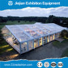 Exhibition Tent 20 X 20 Event Tent with Glass Wall ABS Hard Wall