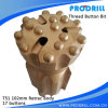 Carbide Tipped Thread Drill Button Bits for Rock Drilling& Blasting