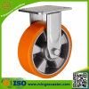 Medium Heavy Duty Fixed Caster with PU Wheel