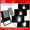 36PCS*1W White Super Bright Indoor LED Strobe Light with Remote Control