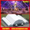 20X50m Clear and White Polygonal Polygon Party Wedding Marquee Tent