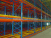 High Quality Selective Push Back Warehouse Rack