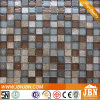 Showcase Decoration Light Emperador, Resin and Glass Mosaic (M820001)