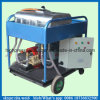 500bar Industrial Surface Cleaner High Pressure Triplex Plunger Pump