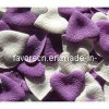 Silk Wedding Heart Petals