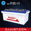 N180 12V180ah 12volt Long Term Storage Truck Used Battery