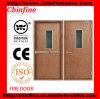 Wooden Fire Door with Bs Certificate (CF-F018)
